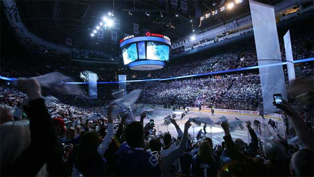 Vancouver Canucks &quot;This is What We Live For&quot;