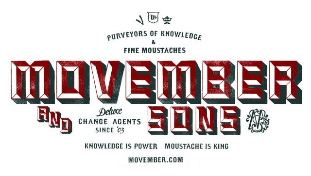 Movember 2012 Logo